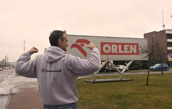 Transport dla Laboratorium PKN Orlen S.A.
